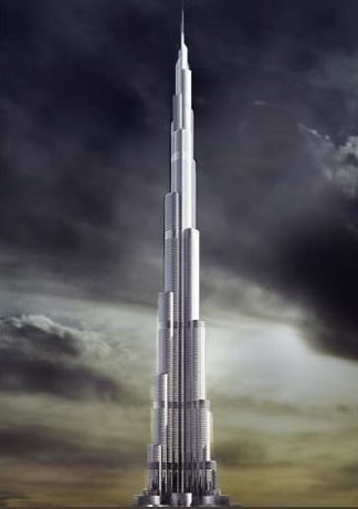 Dubai Tower is the tallest
