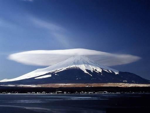 Mt Fujiyama!