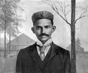 Gandhi, the lawyer