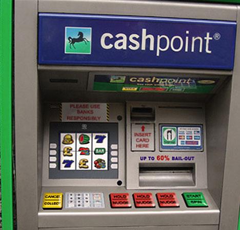 Banking is gambling