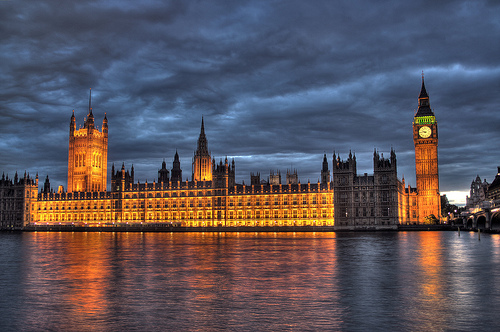 Parliament and the Great Clock Tower