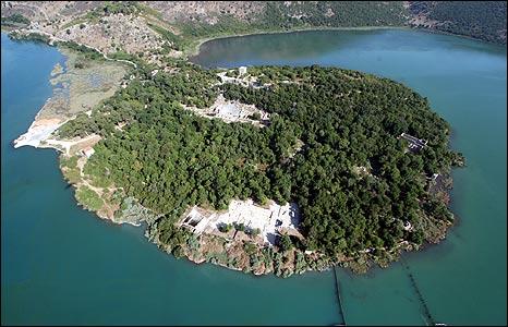 A special peninsula