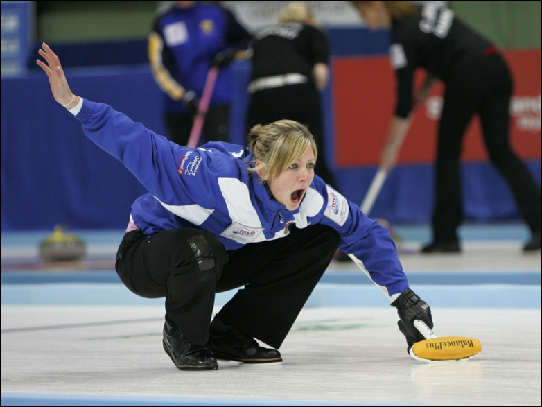 This sport will be in the Olympics next year