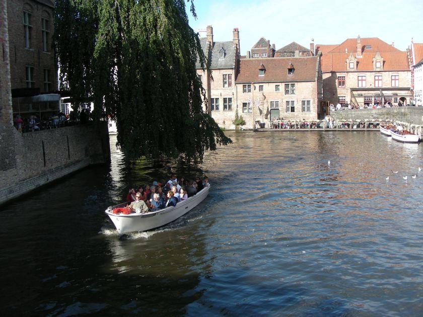 The 'Venice' of Belgium