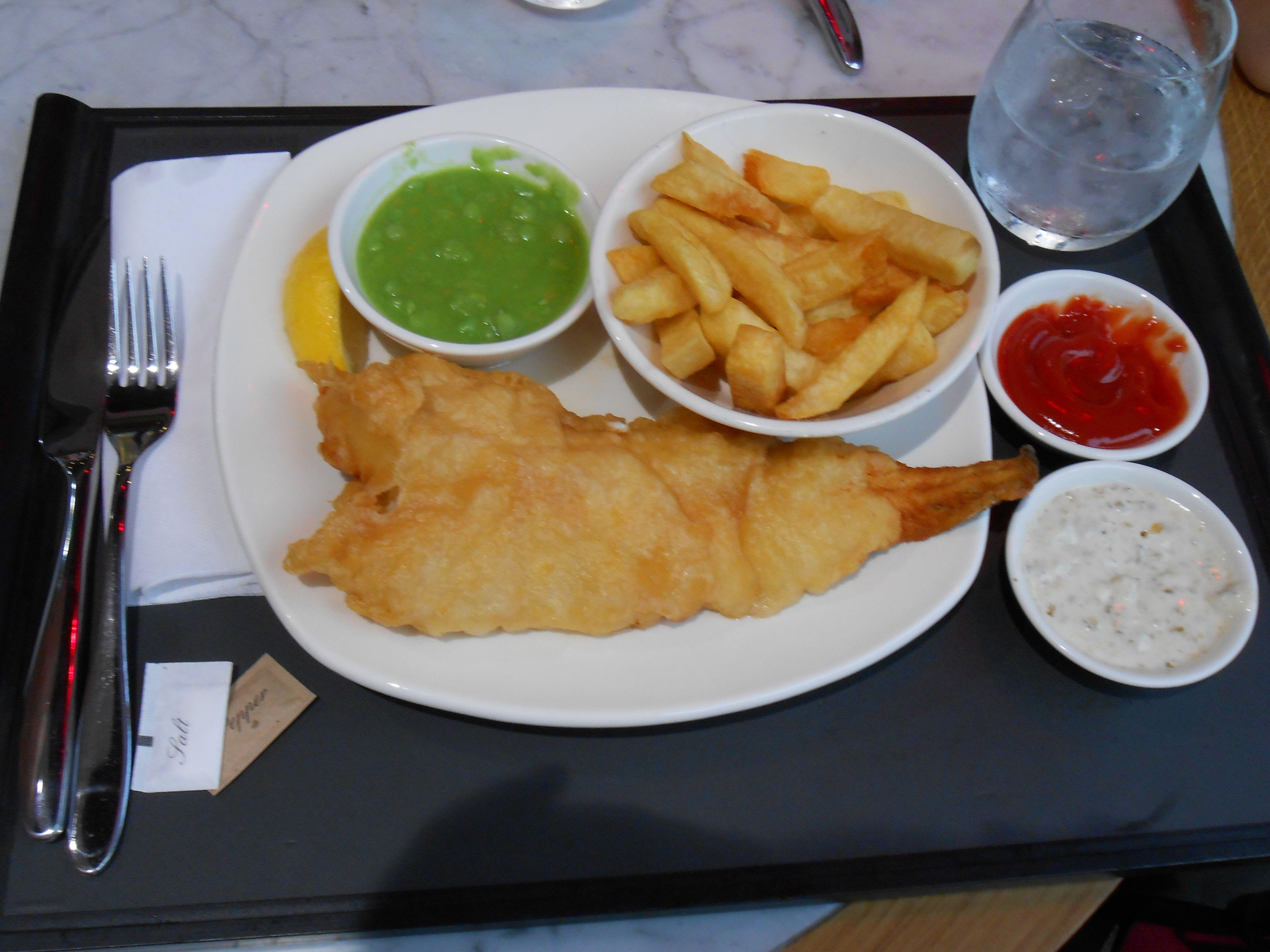 Fish chips think twice for Fish and chips vinegar
