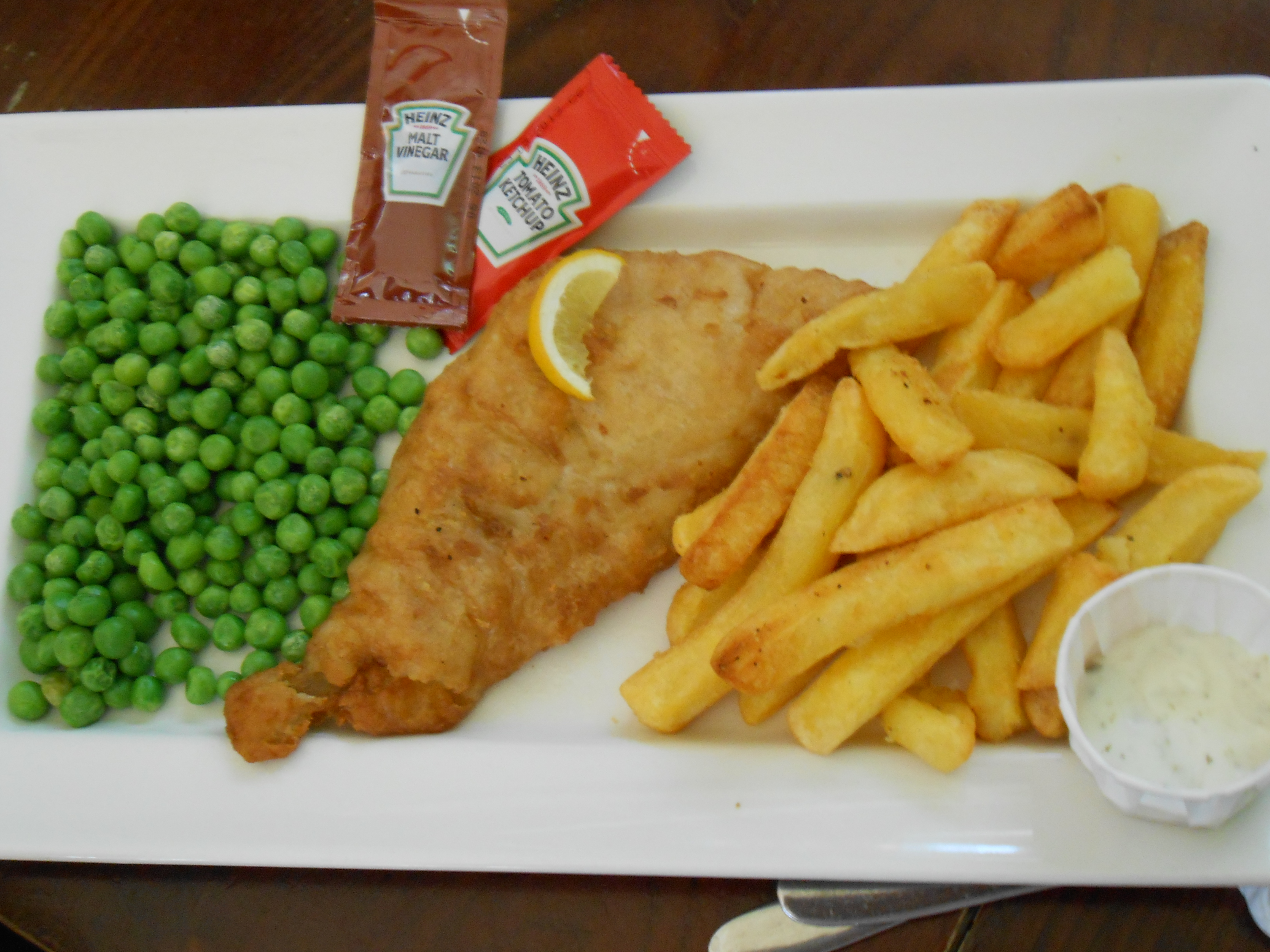 Fish chips think twice for Fish chips