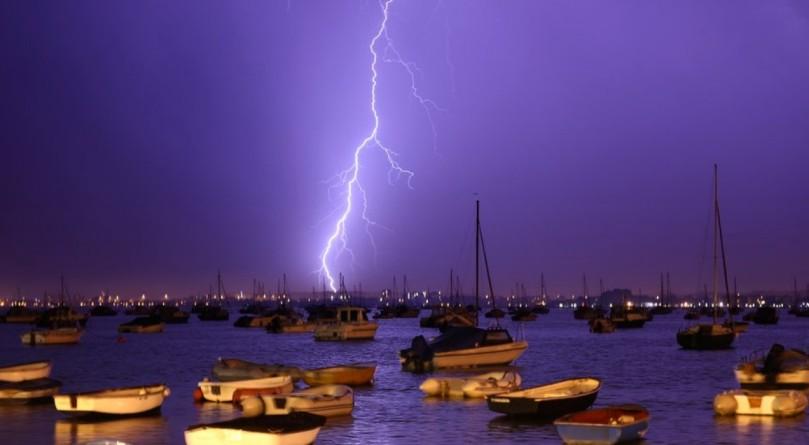Lightning, Poole