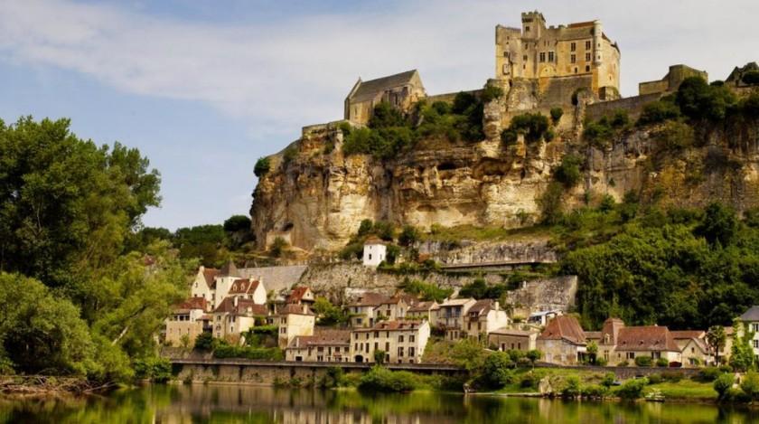 Chateau de Beynac, Dordoyne