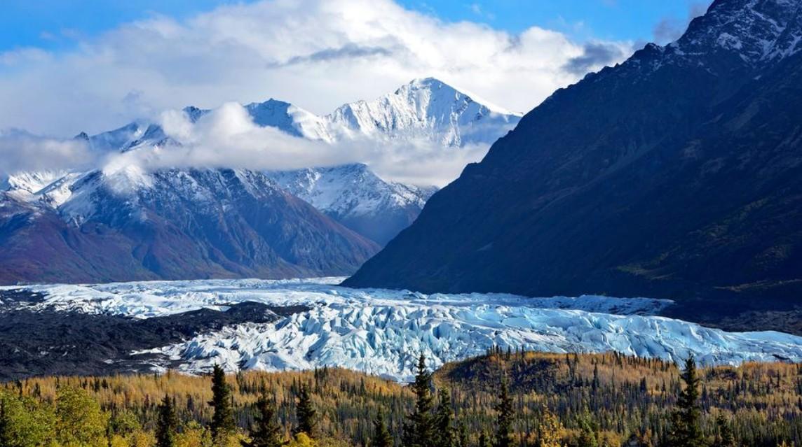 Chugach Mountains, Alaska | ThInK tWiCe