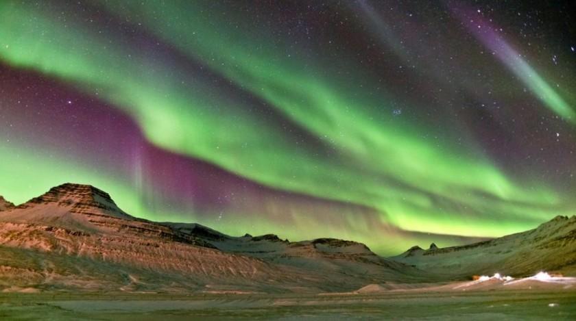 Aurora, Iceland