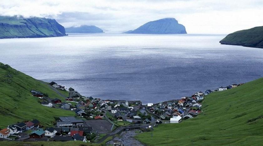 Kvivik, Streymoy, Faroe Islands