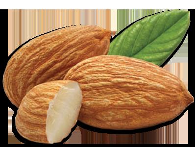 almonds b