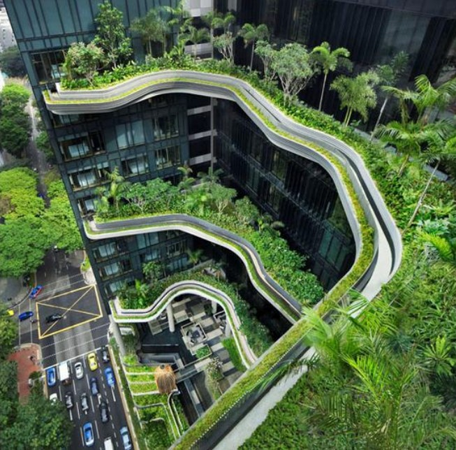 ParkRoyal on Pickering Hotel, Singapore