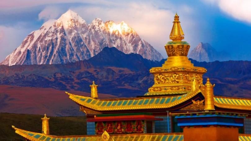 Tagong Monastery, Sichuan