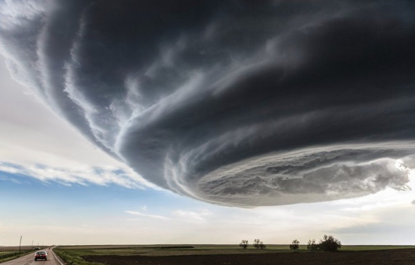 Supercell, Julesburg, Colorado
