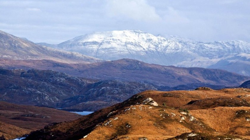 Ben Mor Assynt, Sutherland, Highlands